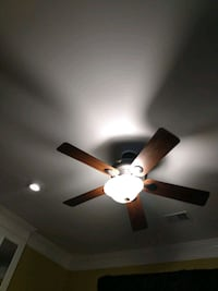 Recessed lights or ceiling fans low cheap price Manassas