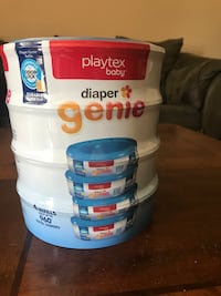 Diaper Genie refills  Long Beach, 90808