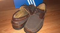 Men's Leather Loafers/ Boat Shoes Brampton, L6X 4T6