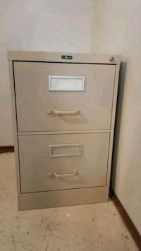 Two Drawer Metal Filing Cabinet Calgary, T3G 1G4