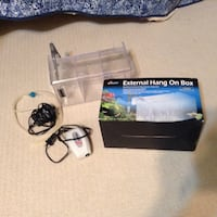 External Hang On Aquarium 1 Gallon Calgary, T3E 2S9