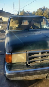 1991 truck ford bronco