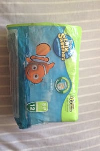 Huggies little swimmers 16-26lb  Laval, H7N