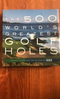 Pictorial 500 World's Greatest Golf Holes Fairfax, 22033