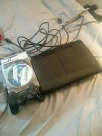 Sony PS3 super slim console with controller Norfolk, 23505