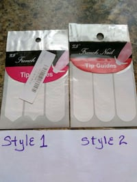 1.00 each do your own French Manicure Adhesive Guides Toms River, 08755