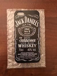 Cover iphone 5 Jack Daniel's