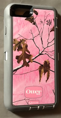 Otter Box iPhone case 6/6s Real Tree Pink Shelton, 06484