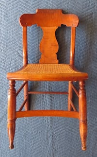 Wicker Seat Chairs (pair) Front Royal, VA 22630, USA