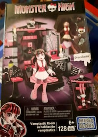 Brand new toys! Monster high,  My Life Montreal