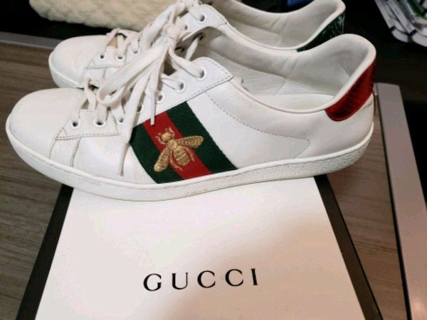 b81eb1f7f6cd4 Used Authentic Gucci Sneakers for sale in Mississauga - letgo