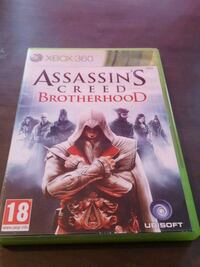 Assassin's Creed Brotherhood Xbox 360 spill tilfelle Orkdal, 7300