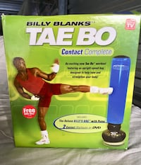 Billy Blanks Tae Bo - Complete Contact Mississauga, L5N