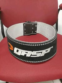 GASP Heavy Duty Weight Lifting Belt Guelph, N1H 3A7