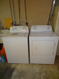 Amana Washer & Dryer Set or Separate