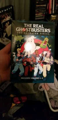 Ghostbusters animated series full volume 1-5