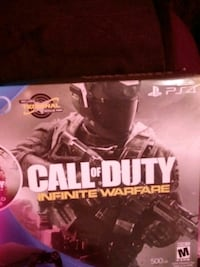 Ps4 still in the box. Never opened. Read info