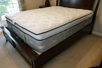 Queen bed mattress with FREE mattress cover Sterling, 20164