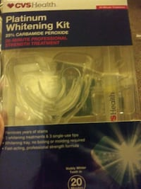 Platinum Whitening Kit