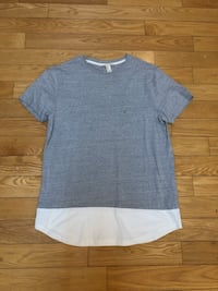 Layered t shirt - size large  Toronto, M4M 2P6