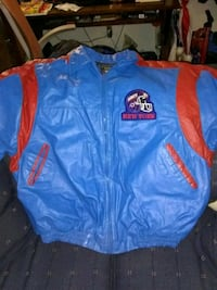 NY Giants Leather Jacket Newington, 06111