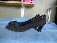 pair of black pump shoes Barstow, 92311