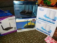Lot of routers and modem $100 each Laurel, 20723