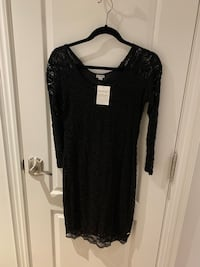 Guess size medium black lace dress Toronto, M9R 2E2