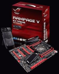 Rampage extreme motherboard! London, N5V 1P5