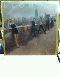 Blondie album New York
