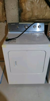 white front load clothes dryer Toronto, M1V 5P5