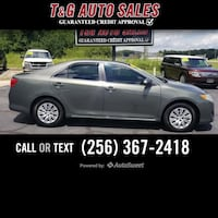 2012 Toyota Camry LE Florence, 35634