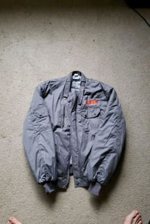 XL GRAY ECHO WINTER JACKET