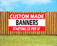 Banners order now Houston