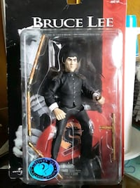 Bruce Lee Action figure Doll