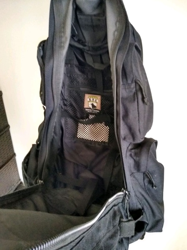 Limited Edition Army SOC Backpack 7
