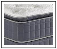 Twin Foundation & Mattress Set Manassas