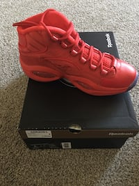 Used Reebok question mid... teyana taylor for sale in Decatur - letgo dbed8cb30