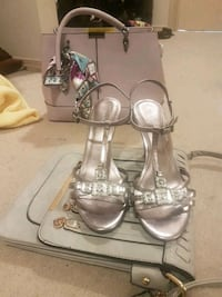 A calvin Klein sandals is for sale