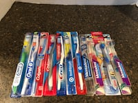 Lot of 11 Brand New Toothbrushes $10 for all Manassas, 20112
