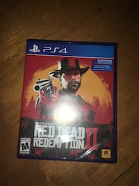 Red Read Redemption 2 + Factory Sealed* 915 mi