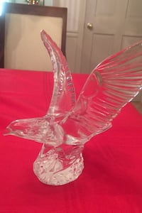 Waterford collectible eagle sculpture