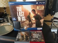 Sony PS3 The Last of Us Edition Chesapeake, 23322