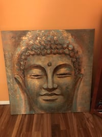 Pier One Imports Acrylic Buddha Painting West Henrietta, 14586