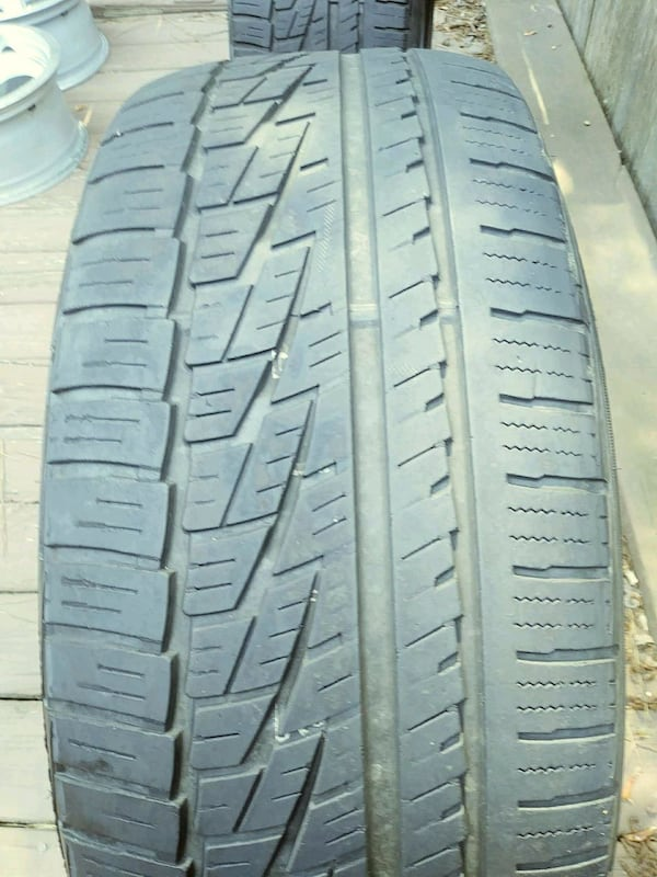 Two 245/45/20 tires f2e29087-315f-4cee-adc7-6ab30a77b173