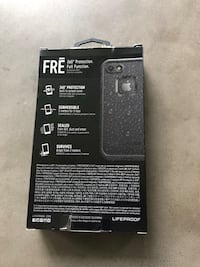 FRE series waterproof case for IPhone 7