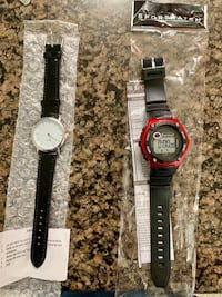 CHRISTMAS- 2 WATCHES