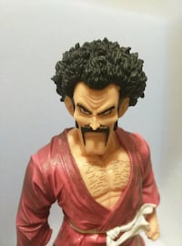 Φιγουρα Anime-DragonBall Z-Mark Hercule-Mr Satan