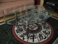 Excellent glass coffee table  539 km