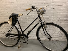 1963 Phillips Ladies 3speed Bicycle
